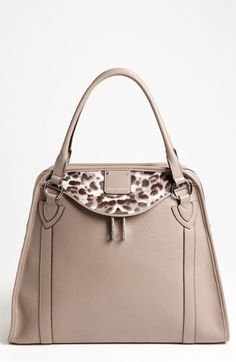 b011e00b530 MARC JACOBS  Serengeti Wellington  Leather Satchel available at  Nordstrom  Leather Satchel