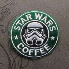 Star Wars patch Embroidered patches Iron On Patches sew on patches Badge Patch Movie Patch