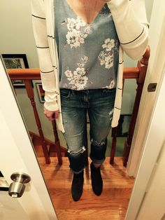 Head to Toe Stitch this rainy Friday! Giana absolutely nailed this look! #teamgiana #whatsyourfix #findyourstitch