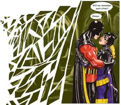 Tim Drake and Stephanie Brown, just before the stupid DC reboot. This physically hurts me.