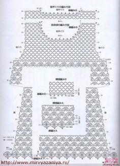 CROCHET 6-Bluzki,topy - Danuta Zawadzka - Веб-альбомы Picasa