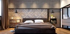 Modern Minimalist Bedroom Designs With a Which Suitable For Teenagers