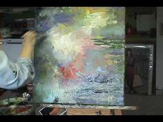 Acrylic Abstract Painting II