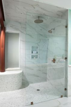 Amazing In Wall Bathroom Cabinet Alcove, Bathtub, Cabinet, Bathroom, Amazing, Wall, Design, Decor, Marble Showers
