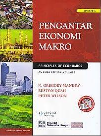 Pengantar Ekonomi Makro Edisi Asia Gregory Mankiw Buku Ekonomi