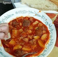 Hungarian Recipes, Hungarian Food, Chana Masala, Pork, Food And Drink, Cooking Recipes, Favorite Recipes, Meals, Dishes