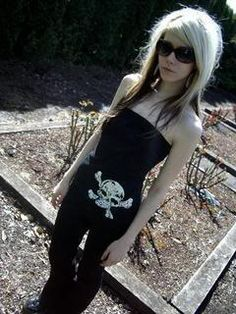 emo outfits for girls | ... most emo girls would be much more interested in an emo guy get emo