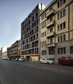 MAESTRI CAMPIONESI住宅 - Archea