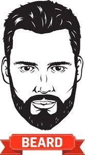 beard trim styles - Google Search