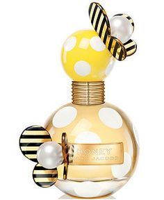 Marc Jacobs Honey Eau De Perfum....Mmmm... Yes honey! ...smells so good! #365Hangers #Whatsinmybag