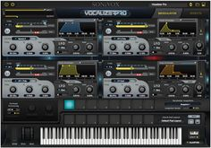 Gearjunkies.com: Sonivox announces Vocalizer Pro Vocal Production Synthesizer