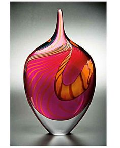 *Art Glass by Peter Layton