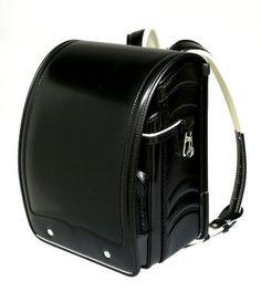 43934c9c17 Wakamatsu Randoseru Black Backpack Backpack Purse