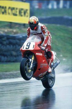 Giancarlo Falappa Ducati Superbike