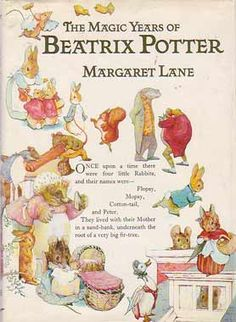 The one and only Beatrix Potter.