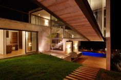 Itahye Residence by Apiacás Arquitetos & Brito Antunes Arquitetura | HomeDSGN, a daily source for inspiration and fresh ideas on interior de...