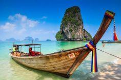 Railay Beach, Thailand. pic.twitter.com/bMFVg3Du9U