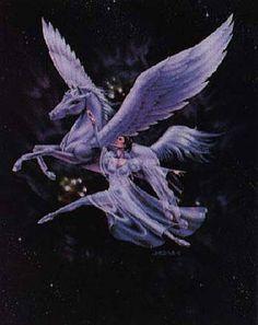unicorns and peguses   Pegasus' & Unicorns: