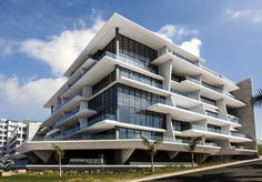 Herrwood Skye. Elphick Proome Architects. Apartments. Umhlanga Apartments, Architects, Mansions, House Styles, Home Decor, Decoration Home, Manor Houses, Room Decor, Villas