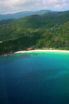 The amazing Seychelles Island where Banyan Tree is nested