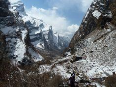 Nepal - Annapurna region