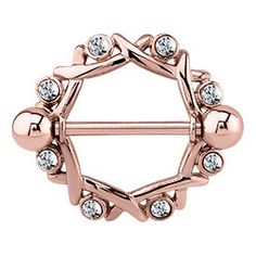 Thousands of body piercing jewellery products available online. Free UK and Worldwide Delivery! Body Jewelry Shop, Body Jewelry Piercing, Piercing Ring, Body Jewellery, Piercing Ideas, Cute Piercings, Body Piercings, Purple Gold, Pink