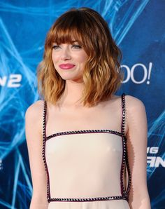 Emma Stone look Spiderman