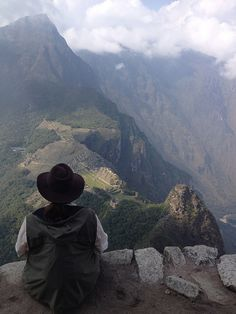 Huayna Picchu, Cloud Forest, Perú