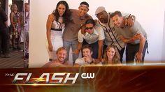 The Flash   The Flash Season 3 Photoshoot   The CW - Video --> http://www.comics2film.com/the-flash-the-flash-season-3-photoshoot-the-cw/  #TheFlash