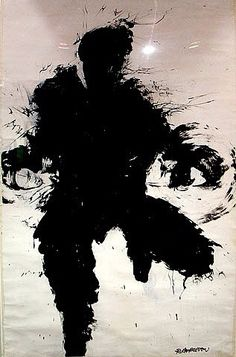 artnet Galleries: Jumper by Richard Hambleton from Skot Foreman Fine Art