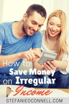 It can be hard to save money when you don't work full time and have a regular paycheck. Don't let this prevent you from saving money. Learn how to budget and save money on irregular income.