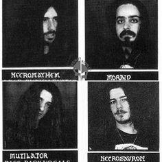 Legendary ROTTING CHRIST Rotting Christ, Black Death, Metalhead, Death Metal, Rock N Roll, Blues, Twitter, Movie Posters, Music
