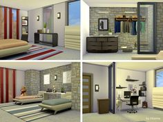 The Sims Resource: Luca residential house by Lhonna