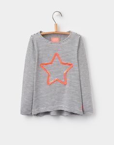 Joules Cora Embellished Jersey Top