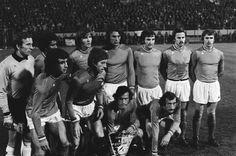 AS st etienne 1976 demi finale de la coupe des clubs champions contre le PSV eindhoven