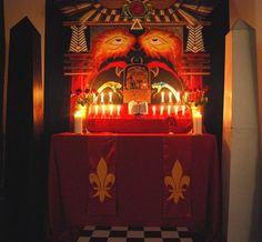 Shangri-La Camp Gnostic Mass temple, Poland