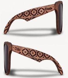 amazing eco friendly wood eyewear line called Karun Shades.