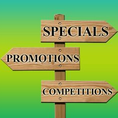 Special Promotion, Restaurant Bar, Competition, Reading, Reading Books