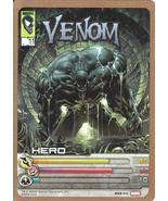 Upper Deck Marvel Ultimate Battles Ultra Rare Foil Card- Venom #MUB-011 - $20.00