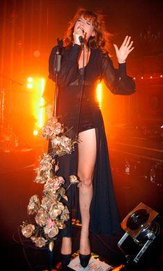 FEARLESS Florence Welch #myrolemodel #modelledbyrolemodels #panache