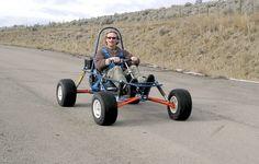 long arm suspension go kart - Google Search | welding ...