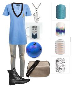 """Wil Wheaton"" by stacey-green-i on Polyvore featuring Valentino, Yves Saint Laurent, Converse, women's clothing, women, female, woman, misses and juniors"