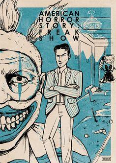 AHS: Freak Show ~ Dandy on Behance