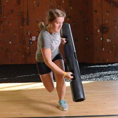 "WOAH! I want to try this workout! (""In the Gym with Pro Skier Paula Moltzan"")"