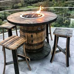 Modern fire pit ideas for your unforgettable outdoor party gatherings. Modern fire pit ideas for your unforgettable outdoor party gatherings. Modern Outdoor Fireplace, Rustic Outdoor Decor, Outdoor Fireplaces, Outside Fire Pits, Modern Fire Pit, Pergola Pictures, Fire Pit Area, Fire Pit Designs, Fire Pit Backyard