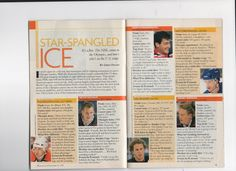 98 mens team article page 1 Usa Hockey, Star Spangled, Stanley Cup, Olympics