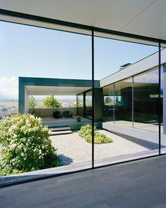 architekturbüro martin hackl und dieter klammer / haus klammer, klaus austria