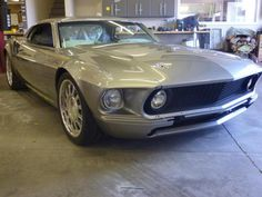 2012 Ford Mustang Mach40 by Eckert Rod Shop