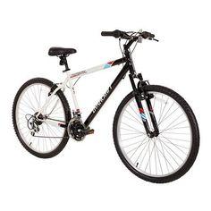 Dynacraft 26 in. Mens Alpine Eagle Mountain Bike - The Dynacraft 26 in. Mens Alpine Eagle Full Suspension Mountain Bike has landed. Mens Mountain Bike, Best Mountain Bikes, Mountain Bike Shoes, Mountain Biking, Mountain Style, Mountain Bike Accessories, Cool Bike Accessories, Cycling Equipment, Cycling Bikes