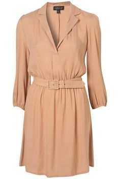 Belted Shirt Dress - New In This Week - New In - Topshop USA - StyleSays